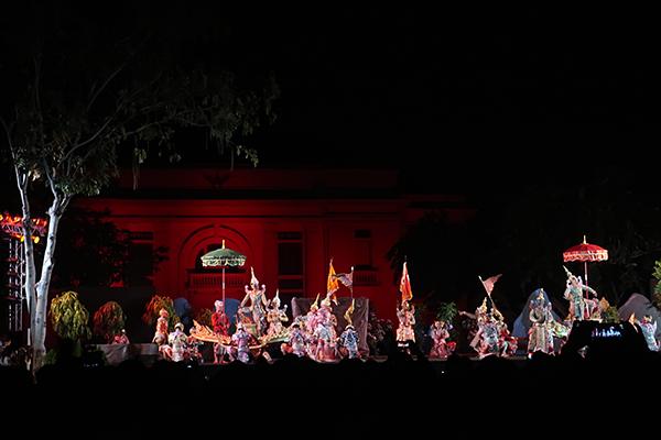 ユネスコ無形文化遺産、「コーン」を公演