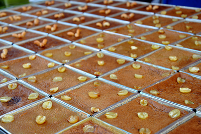 ポルトガルの影響を受けたタイ菓子、カノム・モーゲーン
